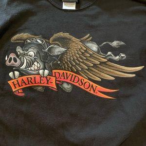 Harley-Davidson Kansas Hog Shirt